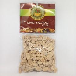 Maní Salado - 100 GR
