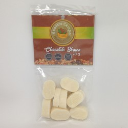 Chocolate Blanco - 70 GR