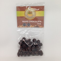 Maní Chocolate - 70 GR