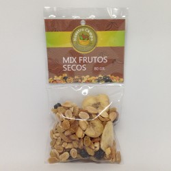 Mix Frutos Secos - 80 GR