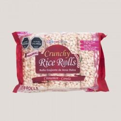 Rollos de arroz - Canela