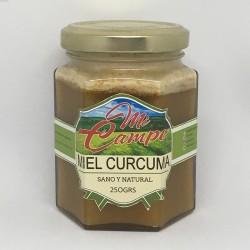 Miel con Cúrcuma